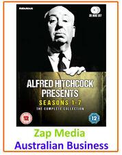 Drama Hitchcock Box Set DVDs & Blu-ray Discs