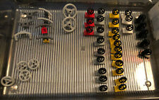 Lego Lot 44 Pc Assorted Car Motorcycle Steering Wheel Pieces L10