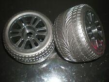GPM Roues Monster 1/8  avec pneus RADIAL150 x 90 mm - hexa 23 mm