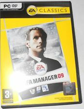 FIFA Manager 09 (UK Edition) - PC DVD - ROM Windows