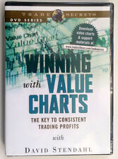 WINNING WITH VALUE CHARTS by David Stendahl * New Stock Trading DVD *