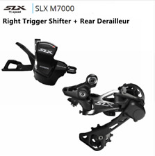 Shimano SLX M7000 Group 11 Speed Trigger Shifter 11 Speed Rear Derailleurs