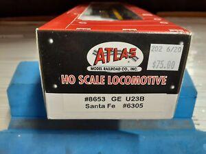 Atlas Ho Santa Fe U23B Loco #6305
