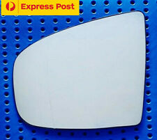 Left side mirror glass to suit BMW X5 E70 03/2007-08/2013 Heated Convex base