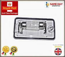 AUDI A3 8P A4 B6 B7 A6 C5 A8 Q7 NEW NUMBER PLATE LAMP LIGHT LEFT SIDE 8E0807430A