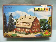 Faller - LOTISSEMENT Cité Jardin Maison réf. B-361 kit à monter BO HO 1/87