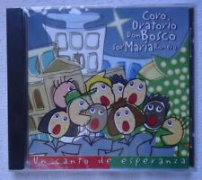 UN CANTO DE ESPERANZA CORO ORATORIO DON BOSCO FOR MARIA ROMERO CD BRAND NEW