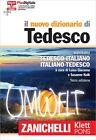 Il Nuovo Dizionario Tedesco Zanichelli - Libro + DVD-Rom