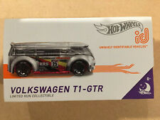 Hot Wheels ID Volkswagen T1-GTR Nightburnerz Sealed