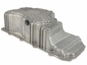 For 2000 Chrysler Cirrus Oil Pan Dorman 36719QZ 2.0L 4 Cyl Cast Aluminum
