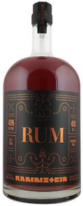 53,33€/L Rammstein Rum offizielles Fanprodukt der Band Rammstein 4,5 Liter