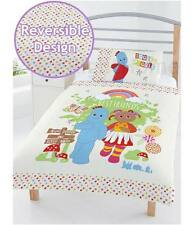 IN THE NIGHT GARDEN JUNIOR COT DUVET, DOONA QUILT COVER,  GENUINE REVERSABLE NEW