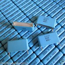4pcs EVOX RIFA 0.33uF 330nF, 400V, 2.5%, Metal Polypropylene Film Capacitors PMR