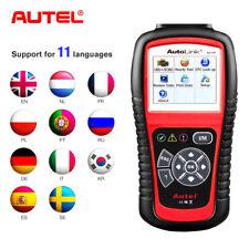 Autel AutoLink AL519 OBD2 EOBD Auto Diagnostic Tester Car CAN Fault Code Reader