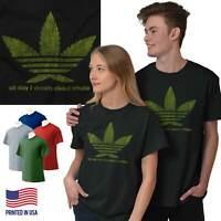 Dream Stoner Weed Marijuana Pot Graphic Gift Short Sleeve T-Shirt Tees Tshirts