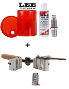 Lee 2 Cav Mold 500 S&W Magnum + Sizing and Lube Kit!! #90991