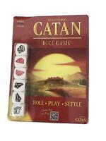 Catan Dice Game by Klaus Teuber Mayfair Games