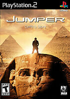 Jumper Griffin's Story ps2 PlayStation 2 game only 20J kids