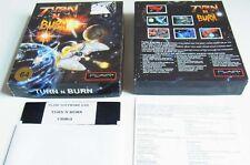 C64: Turn n' Burn - Flair Software 1990