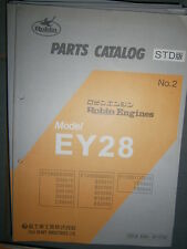 ROBIN Engines EY28 : Parts Catalog 01/1999