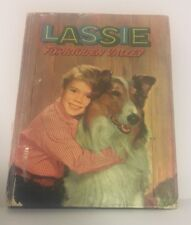 1959 Vintage Lassie Forbidden Valley Authorized Addition Whitman Collectors Item
