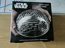 Official Star Wars Death Star Puzzle Maze Game