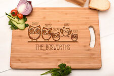 GIFT FOR MUM, GIFT FOR THE HOME, BIRTHDAY GIFT, FAMILY GIFT, CHOPPING BOARD