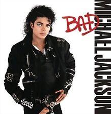 Michael Jackson Bad Reissue LP Vinyl 2016