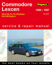 Holden Commodore VN to VS V8 & V8 Workshop Repair Manual 1988-1996 MPN GAP04281