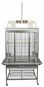 KINGS CAGES ACP2522 Aluminum Playpen Top bird toy toys parrot cage cages