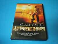 Coach Carter (Full Screen Edition) DVD, Samuel L. Jackson, Rick Gonzalez