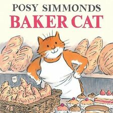 Baker Cat,Simmonds, Posy,New Book mon0000086931