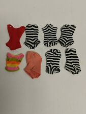 1960's Mattel Barbie Swimsuits B&W plus #Lm11