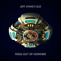 JEFF LYNNE'S ELO From Out Of Nowhere CD NEW