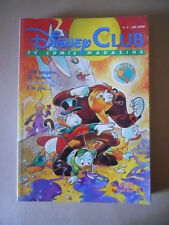 DISNEY CLUB Tv Comic Magazine n°4 1997 Walt Disney  [G434] BUONO