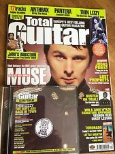 Total Guitar magazine & CD Volume 117, December 2003