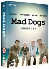 Max Beesley John Simm-mad Dogs Series 1 and 2 DVD