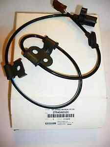 Fits SUBARU BAJA FORESTER LEGACY OUTBACK ABS WHEEL SPEED SENSOR 99-06 27540AE020