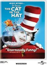 Dr Seuss the Cat in the Hat [DVD] [2004] [Region 1] [US Import] [NTSC] By Mik.