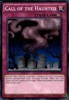 2016 Yu-Gi-Oh Wing Raiders #WIRAEN057 Call of the Haunted C