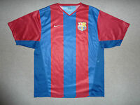 large BARCELONA football SHIRT 1990s home soccer jersey CAMISETA MAILLOT MAGLlA