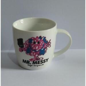 Mr Men Little Miss Mug - Mr Messy Tea Coffee Mug Thoip 2014 - Please Read