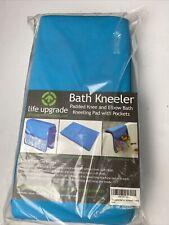 Baby Bath Knee Safety Mat Elbow Rest Kneeling Pad Bathtub Garden Kneeler Cushion