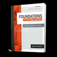 Foundations in Personal Finance: High School Edition for Homeschool - Student Te