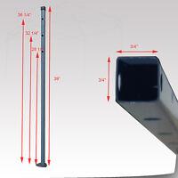 Coleman 10' x 10' Canopy Gazebo INNER LEG Lower Part Replacement Repair Parts