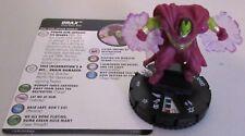 DRAX 029 Avengers Infinity Marvel HeroClix Rare