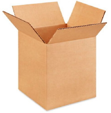 25 7x7x8 Cardboard Paper Boxes Mailing Packing Shipping Box Corrugated Carton