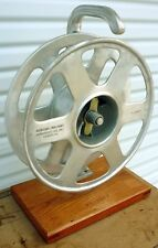General Machine Products GMP Terminal Wire Cable Reel + L1 Brake Great Shape USA