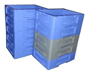 Packung mit 30 Stk SSI Schäfer Einsatzkasten EK353 106x79x36mm rot