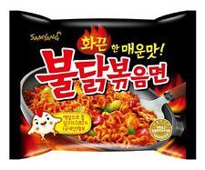 [KL][Samyang] buldak bokkeum myun 1pcs Hot Spicy Ramen, Korea famous Spicy Ramen